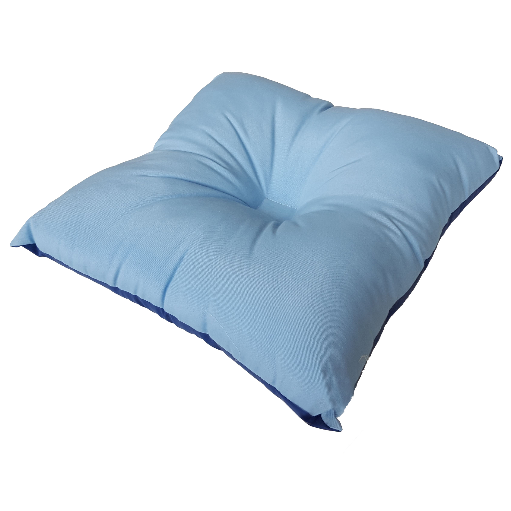 Cuscino fibra con foro