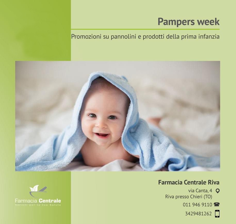 Pampers Week